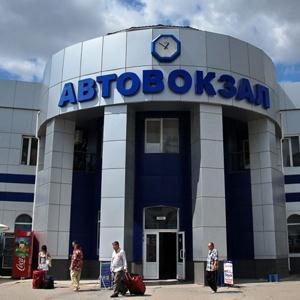 Автовокзалы Ефимовского