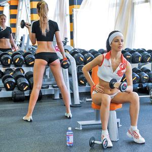 Фитнес-клубы Ефимовского