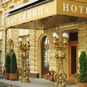 Гостиницы Ефимовского