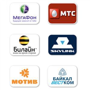 Операторы сотовой связи Ефимовского