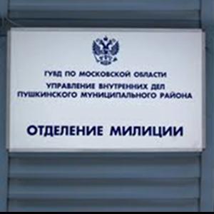 Отделения полиции Ефимовского