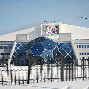 Спортивные комплексы Ефимовского