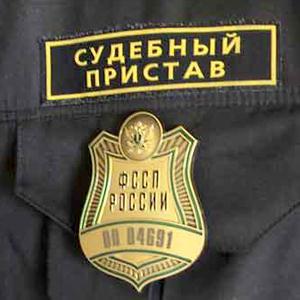 Судебные приставы Ефимовского